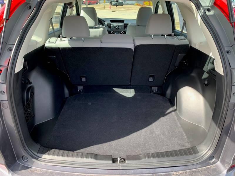 2016 Honda CR-V AWD LX 4dr SUV - Sycamore IL