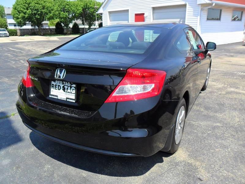 2013 Honda Civic LX 2dr Coupe 5A - Sycamore IL