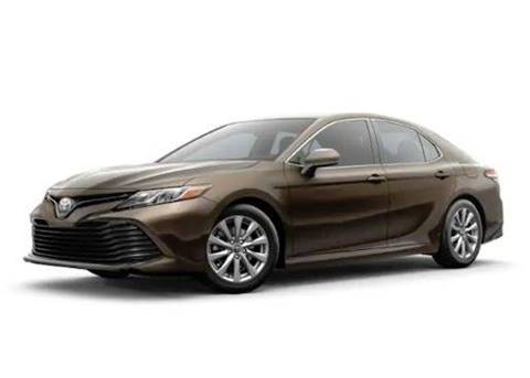 2017 Toyota Camry for sale at RED TAG MOTORS in Sycamore IL
