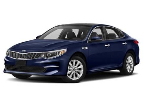 2018 Kia Optima for sale at RED TAG MOTORS in Sycamore IL