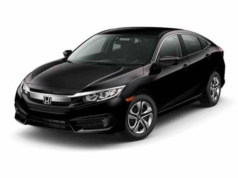 2016 Honda Civic for sale at RED TAG MOTORS in Sycamore IL