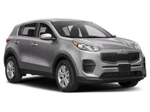 2019 Kia Sportage for sale at RED TAG MOTORS in Sycamore IL