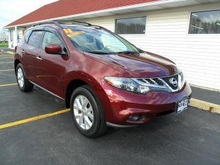 2011 Nissan Murano for sale at RED TAG MOTORS in Sycamore IL