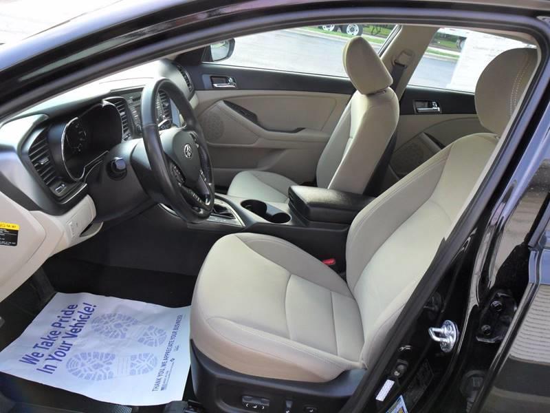2013 Kia Optima Hybrid LX 4dr Sedan - Sycamore IL