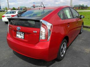 2013 Toyota Prius Three 4dr Hatchback - Sycamore IL