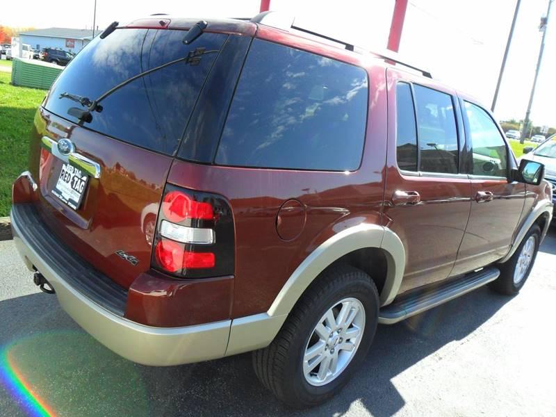 2010 Ford Explorer 4x4 Eddie Bauer 4dr SUV - Sycamore IL