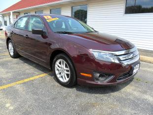 2012 Ford Fusion for sale at RED TAG MOTORS in Sycamore IL
