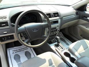 2012 Ford Fusion S 4dr Sedan - Sycamore IL