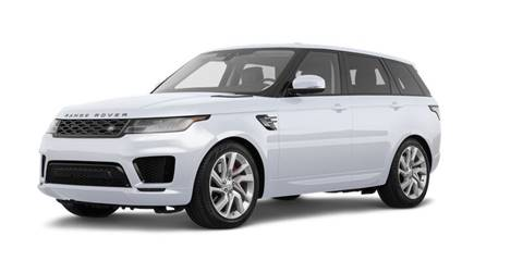 2019 Land Rover Range Rover HSE for sale at Ideal Motor Group in Staten Island NY