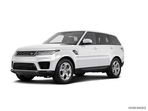 2019 Land Rover Range Rover Sport HSE for sale at Ideal Motor Group in Staten Island NY