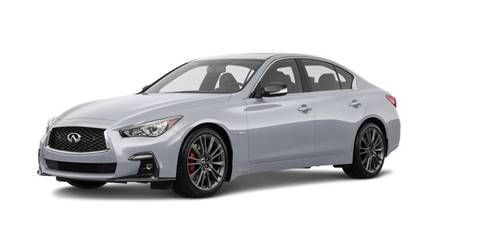 2020 Infiniti Q50 3.0T Pure for sale at Ideal Motor Group in Staten Island NY