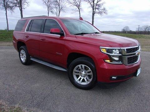 2015 Chevrolet Tahoe for sale in Clarksville, TX