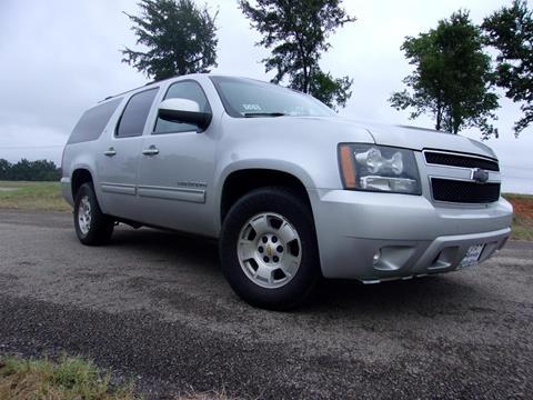 2010 Chevrolet Suburban for sale in Clarksville, TX