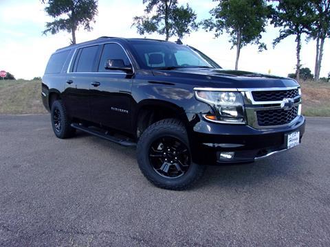 2017 Chevrolet Suburban for sale in Clarksville, TX