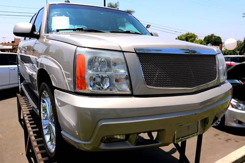 2005 Cadillac Escalade EXT for sale in Southgate, CA
