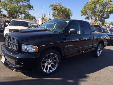 2005 Dodge Ram Pickup 1500 SRT-10 for sale in Southgate, CA