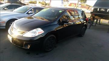 2011 Nissan Versa for sale in Southgate, CA