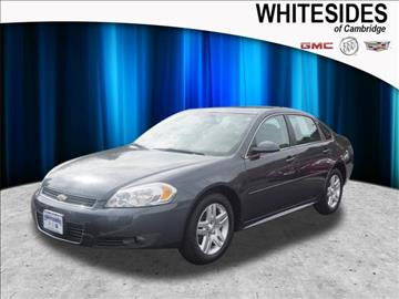 2010 Chevrolet Impala for sale in Cambridge, OH
