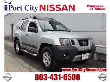 2012 Nissan Xterra for sale in Portsmouth, NH