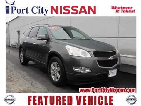 2011 Chevrolet Traverse for sale in Portsmouth, NH