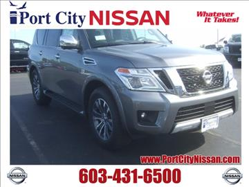 2017 Nissan Armada for sale in Portsmouth, NH