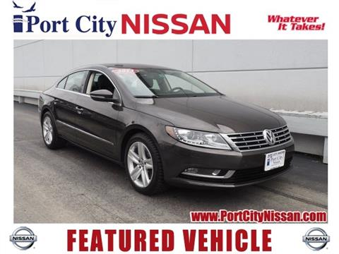 2013 Volkswagen CC for sale in Portsmouth, NH