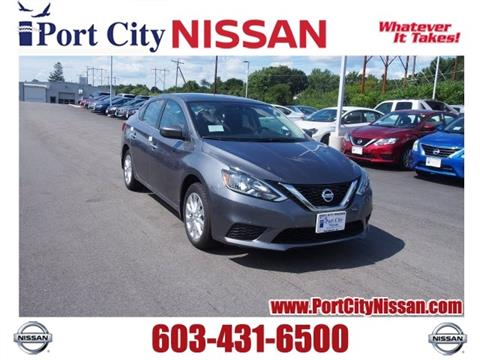 2017 Nissan Sentra for sale in Portsmouth, NH