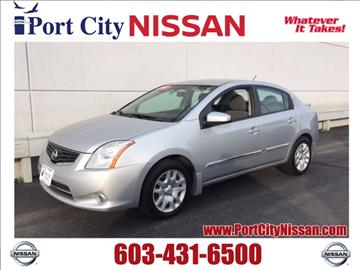 2011 Nissan Sentra for sale in Portsmouth, NH