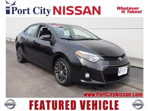 2014 Toyota Corolla for sale in Portsmouth, NH