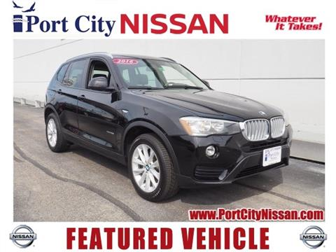 2016 BMW X3 for sale in Portsmouth, NH