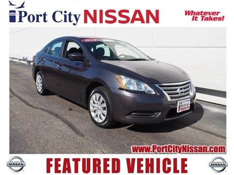 2014 Nissan Sentra for sale in Portsmouth, NH