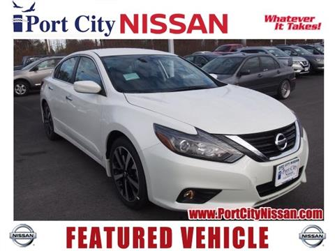 2018 Nissan Altima for sale in Portsmouth, NH