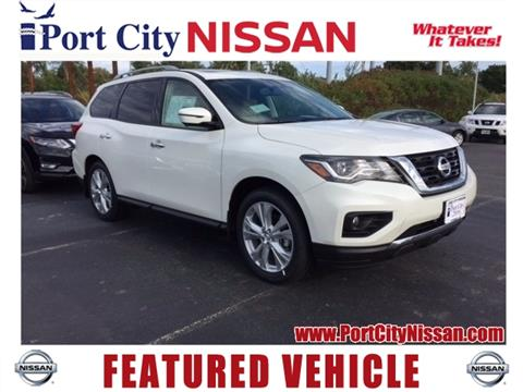 2018 Nissan Pathfinder for sale in Portsmouth, NH