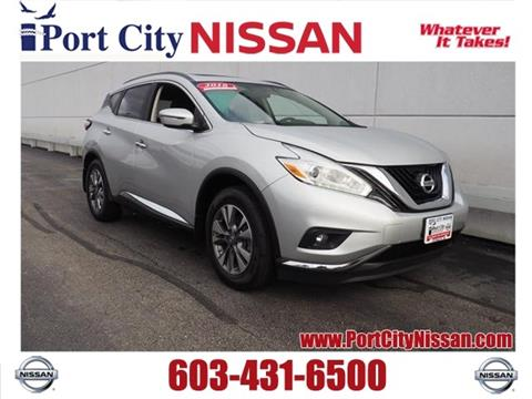 2016 Nissan Murano for sale in Portsmouth, NH