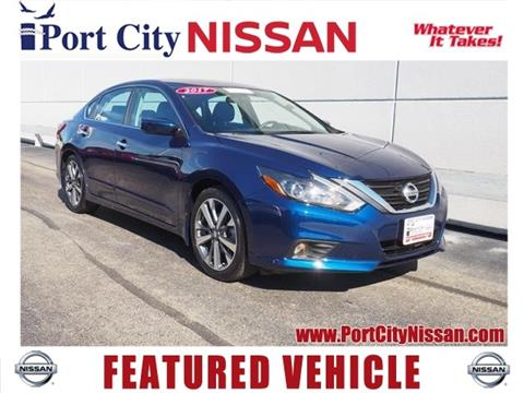 2017 Nissan Altima for sale in Portsmouth, NH