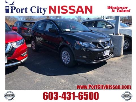 Superb 2018 Nissan Rogue Sport For Sale In Portsmouth, NH