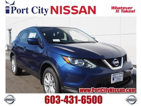 2018 Nissan Rogue Sport for sale in Portsmouth, NH