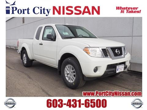 2018 Nissan Frontier For Sale In Portsmouth, NH