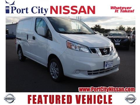 2017 Nissan NV200 For Sale In Portsmouth, NH
