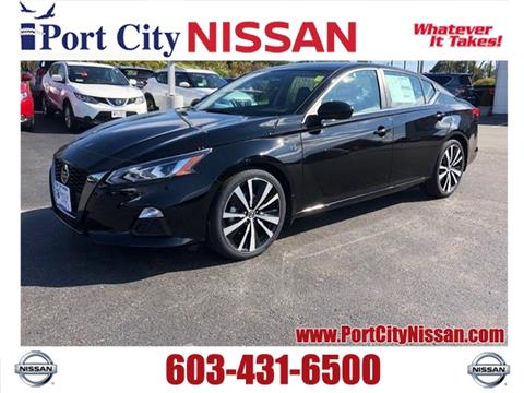 2019 Nissan Altima for sale in Portsmouth, NH
