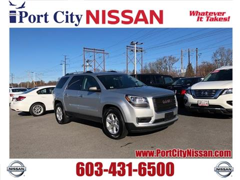 2015 GMC Acadia for sale in Portsmouth, NH