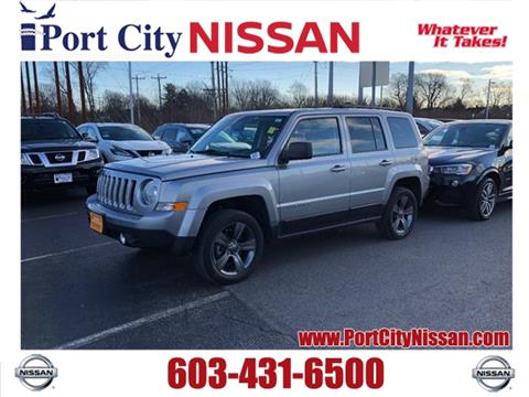 2015 Jeep Patriot for sale in Portsmouth, NH