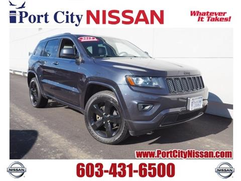 2015 Jeep Grand Cherokee for sale in Portsmouth, NH