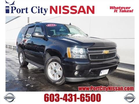 2014 Chevrolet Tahoe for sale in Portsmouth, NH
