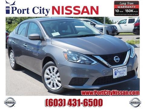 2019 Nissan Sentra for sale in Portsmouth, NH