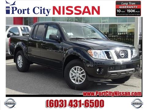 2019 Nissan Frontier for sale in Portsmouth, NH