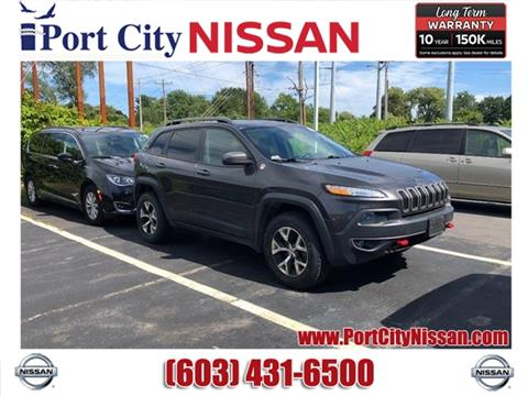 2016 Jeep Cherokee for sale in Portsmouth, NH