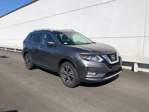 2017 Nissan Rogue for sale at Port City Nissan in Portsmouth NH
