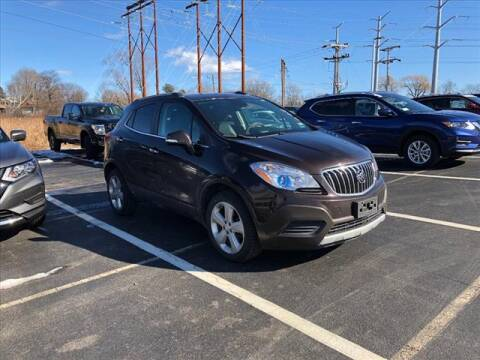 2016 Buick Encore for sale at Port City Nissan in Portsmouth NH