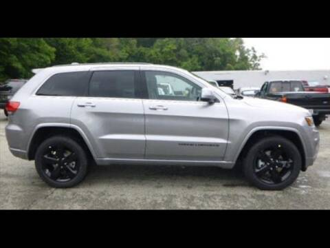 2015 Jeep Grand Cherokee Altitude for sale at Port City Nissan in Portsmouth NH